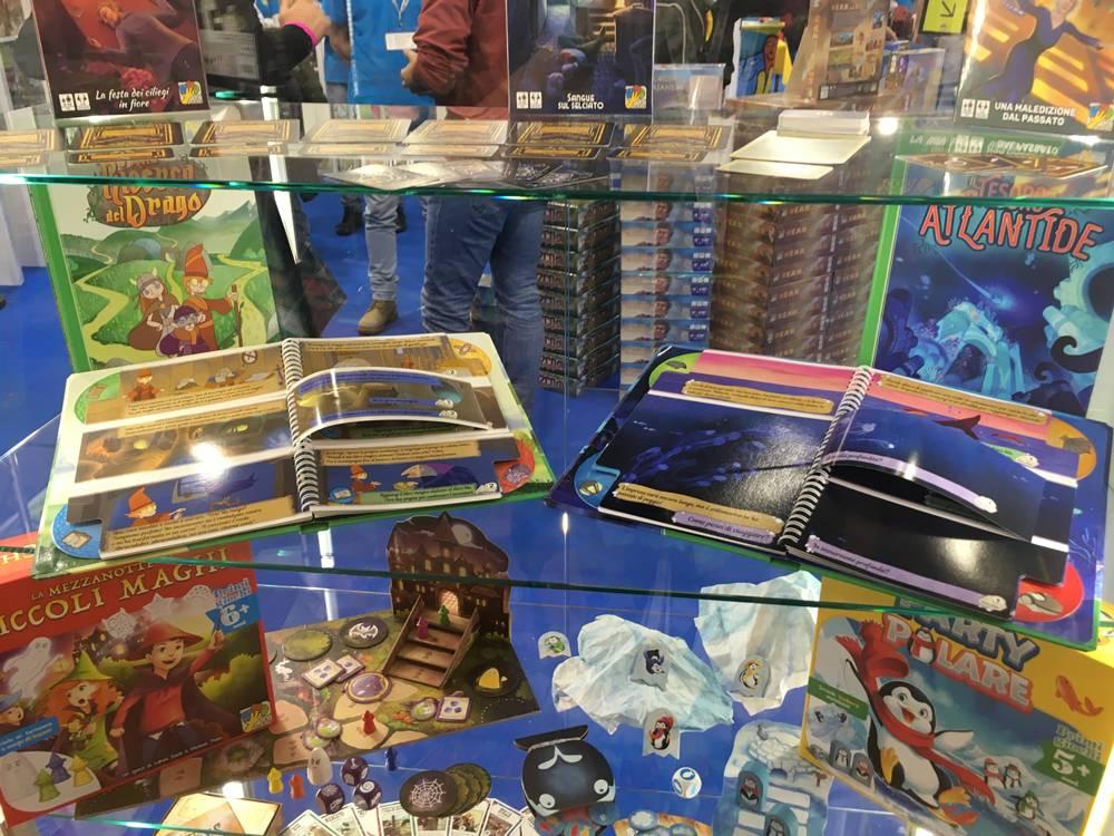 Lucca Comics & Games 2019 Librigame