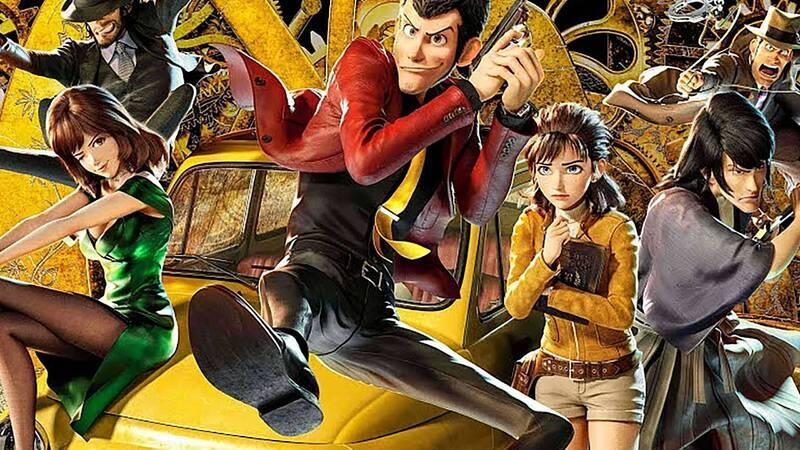 Lupin III: il nuovo trailer svela la trama e i doppiatori del film in CGI