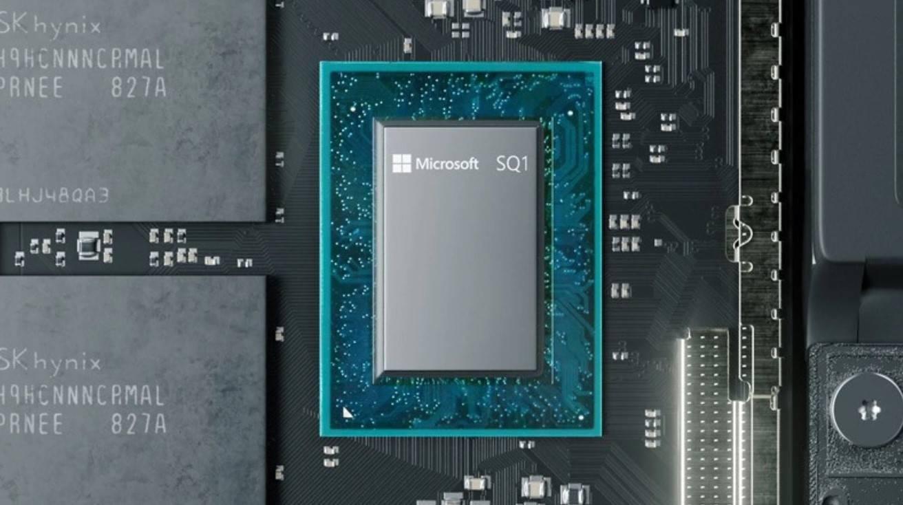 Microsoft SQ1