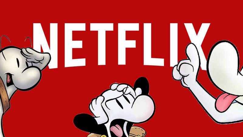 """Netflix produrrà la serie animata di """"Bone"""""""