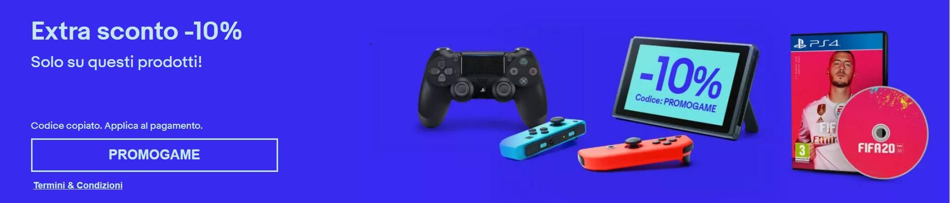 offerte gaming