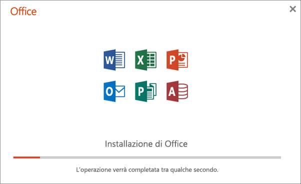 Office 365 installazione windows