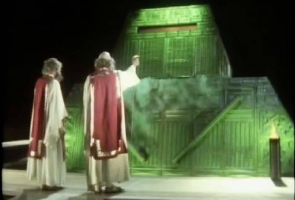 Pensiero Profondo nella serie TV ispirata a Guida Galattica per Autostoppisti