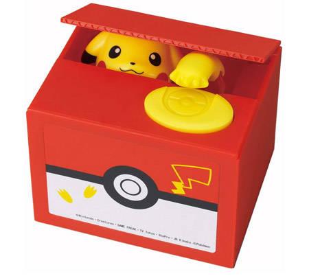 Pikachu salvadanaio