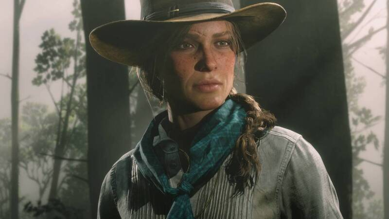Is Red Dead Redemption 3 the female protagonist, reality or fantasy?