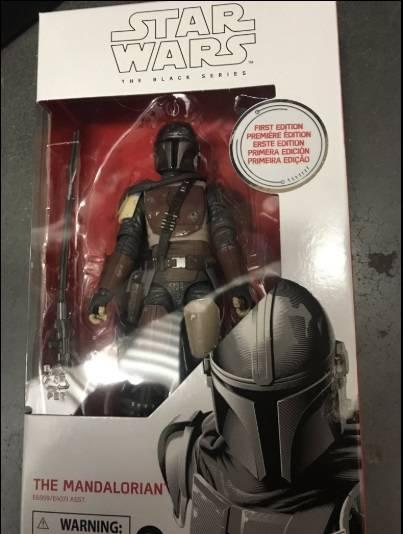 Star Wars gadget