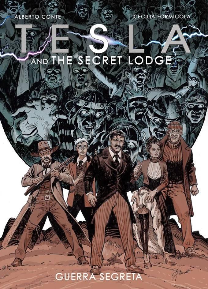 tesla and the secret lodge