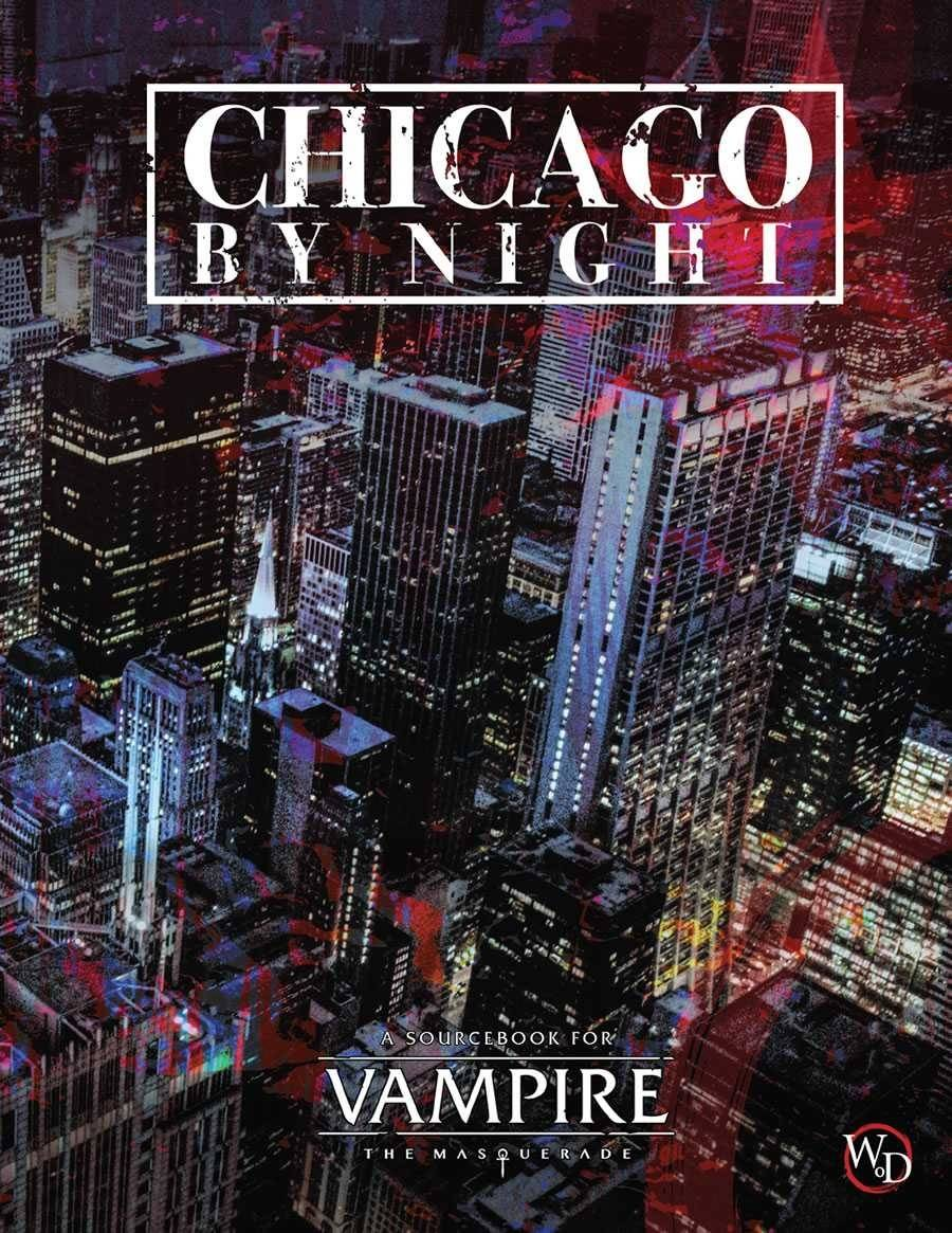 Vampire The Masquerade Chicago By Night