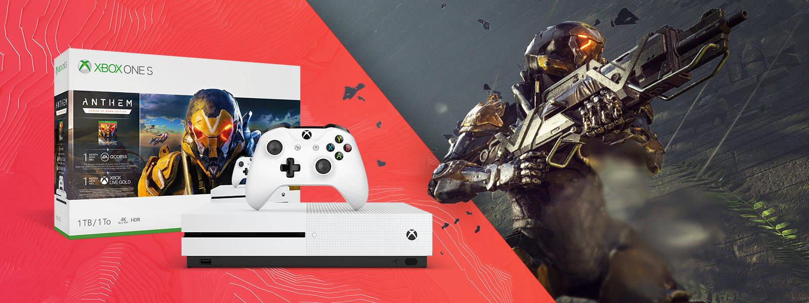 Xbox offerta Anthem