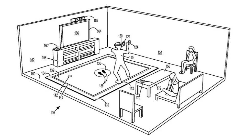 Xbox Scarlett brevetti microsoft vr