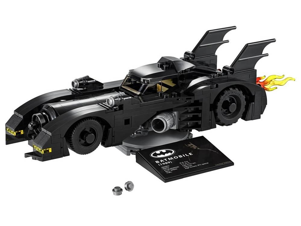 1989 Batmobile Lego