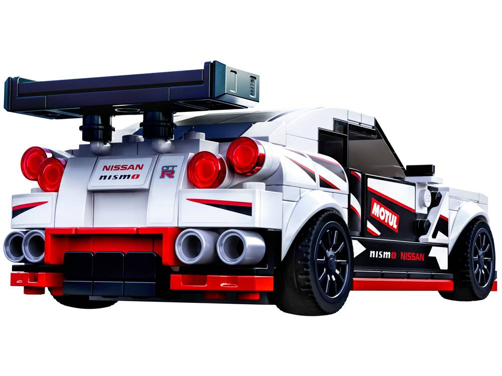76896 - Nissan GT-R Nismo