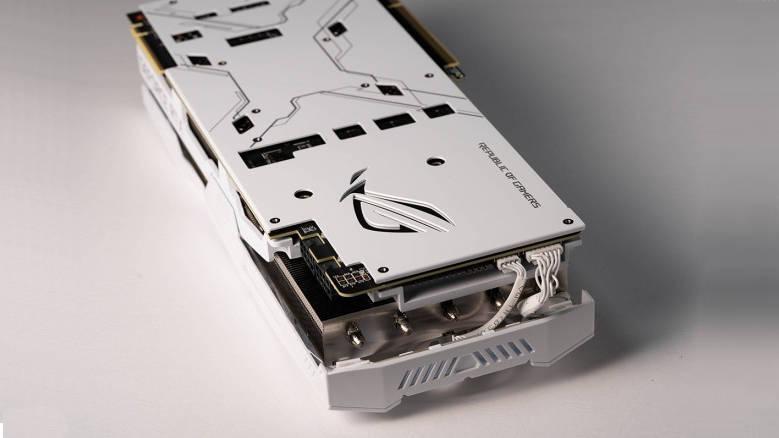 Asus ROG RTX 2080Ti White Edition