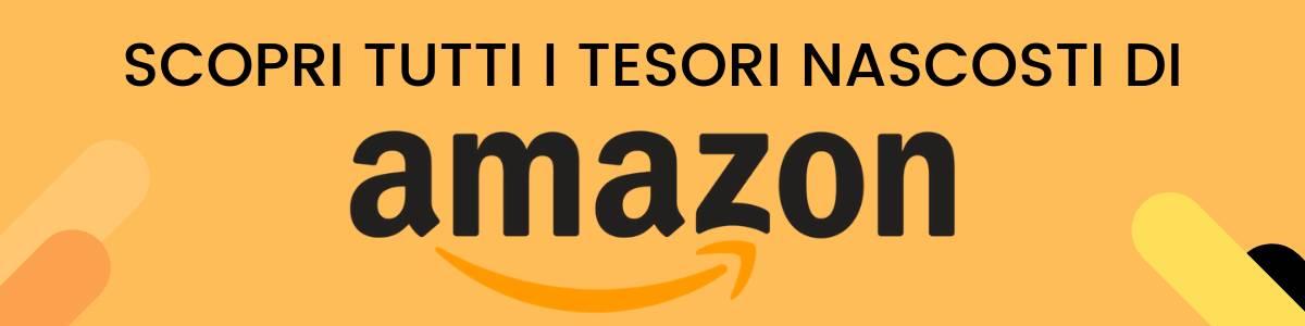 Banner Amazon Tesori Nascosti