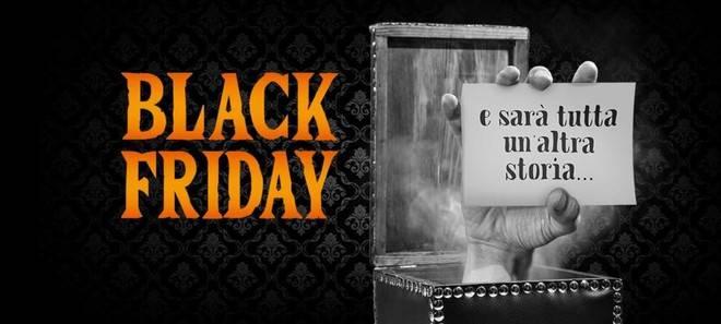 Banner Black Friday Addams Unieuro