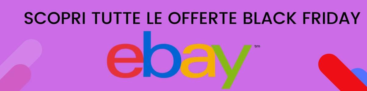 Banner Black Friday eBay