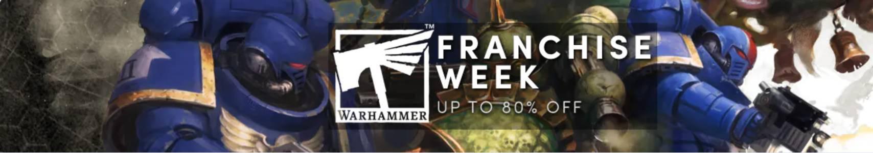 Banner Warhammer Humbe Bundle