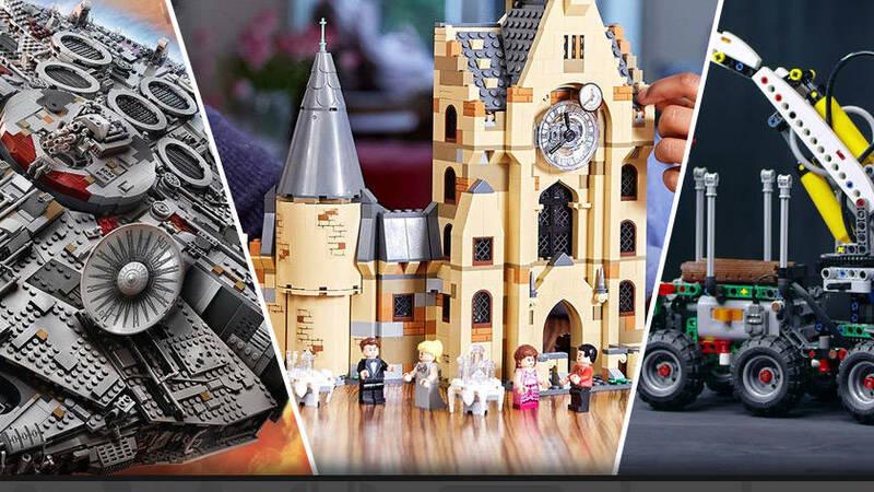 Black Friday 2019, le migliori offerte LEGO