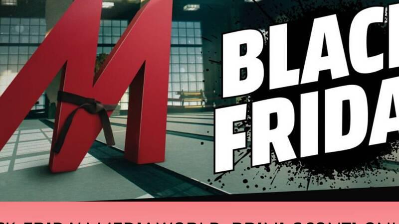 Le offerte in anteprima di MediaWorld per il Black Friday, MacBook Air e Xbox One a prezzi imbattibili!