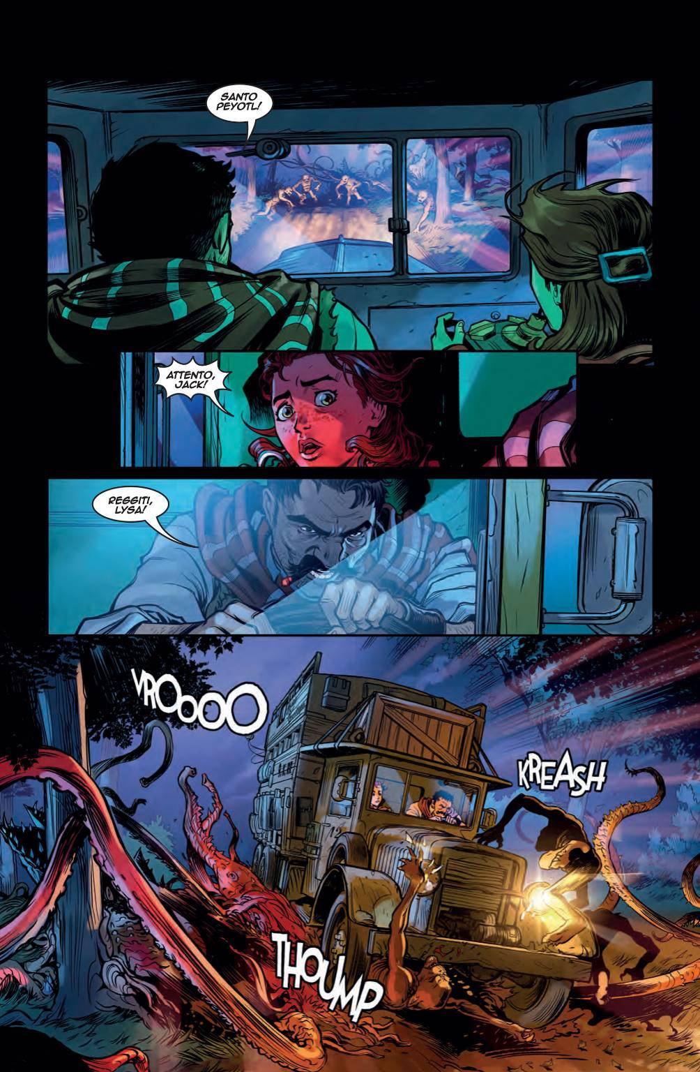 Cmon comics 1