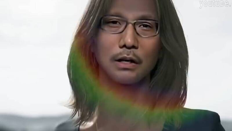Death Stranding: il nuovo trailer dove ogni personaggio è Hideo Kojima