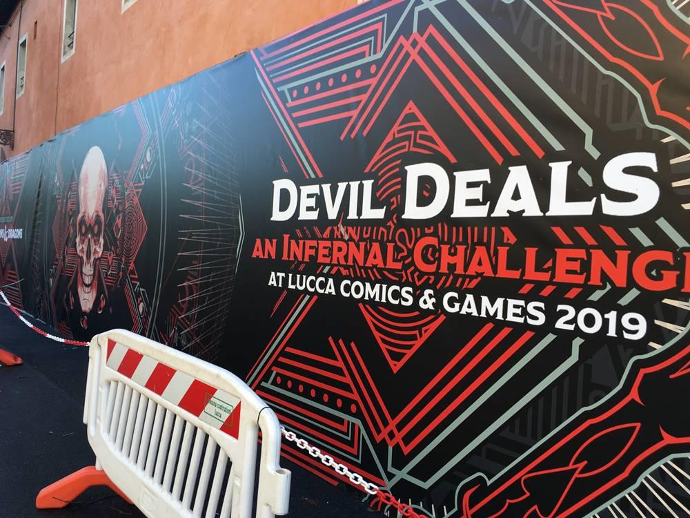 Devils deal