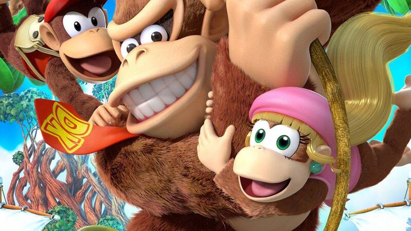 Is Donkey Kong about to return? The Super Mario Odyssey team would be working on it