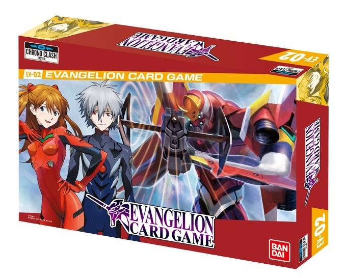 Evangelion Card Game