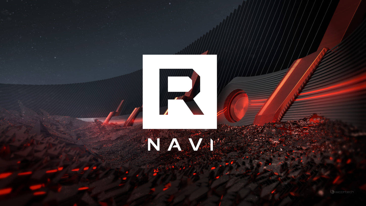 AMD Navi rDNA2