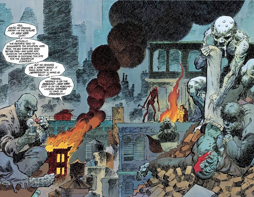 fumetti cyberpunk ronin
