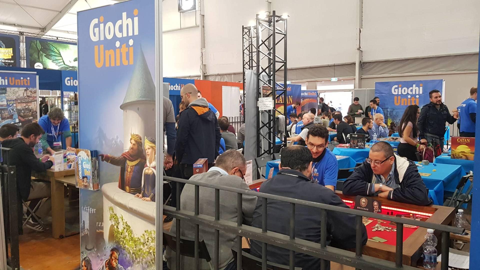 Giochi di ruolo Lucca 2019