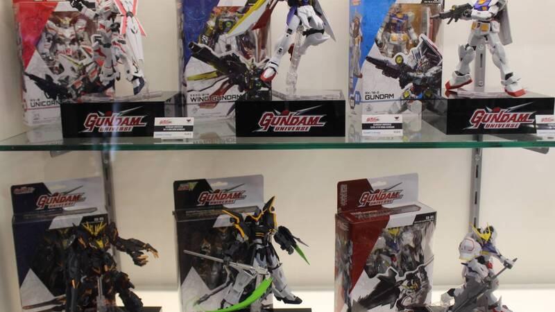 Gundam Universe: tutte le novità di Lucca Comics & Games