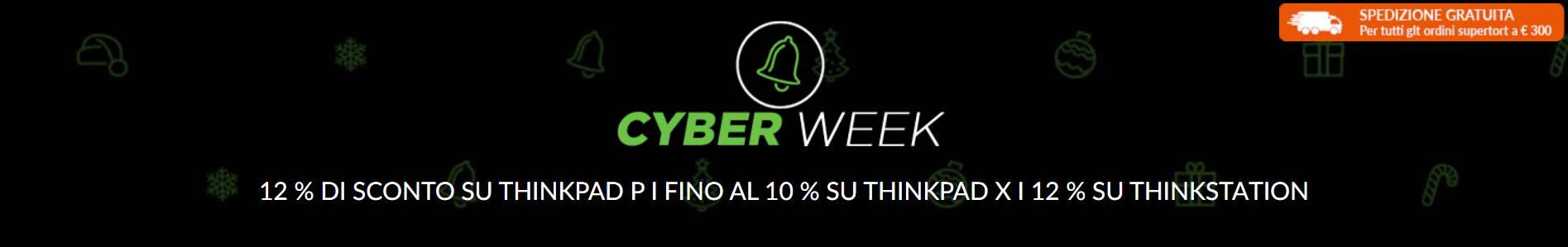 Lenovo Cyber Week