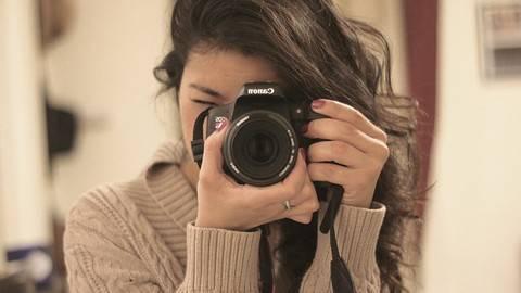 Master in FOTOGRAFIA diventa un fotografo professionista!