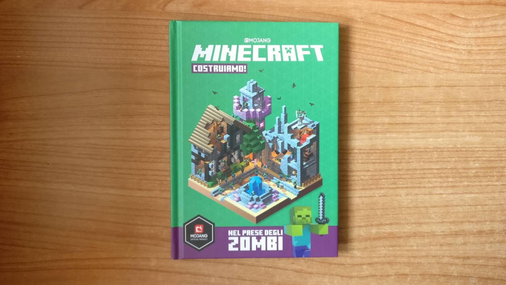 Minecraft Costruiamo! Nel Paese degli Zombi