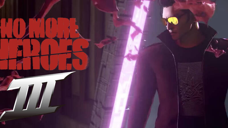 No More Heroes 3: where to buy it at the best price