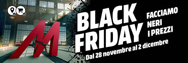 Offerte Black Friday Mediaworld
