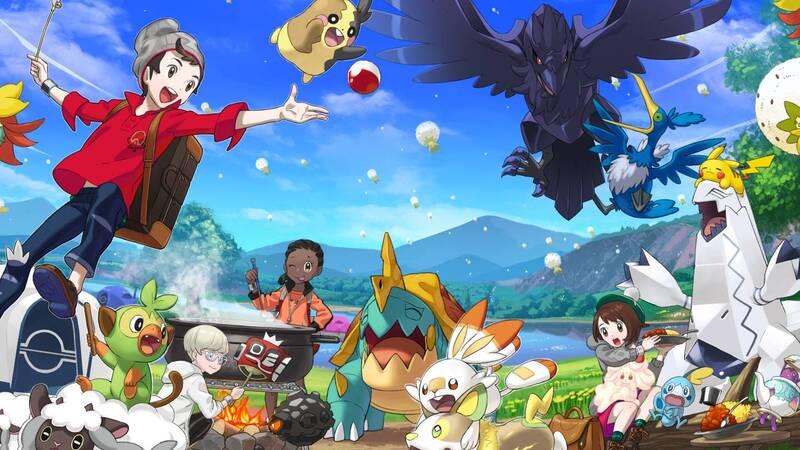 Pokémon Spada e Scudo, la guida completa