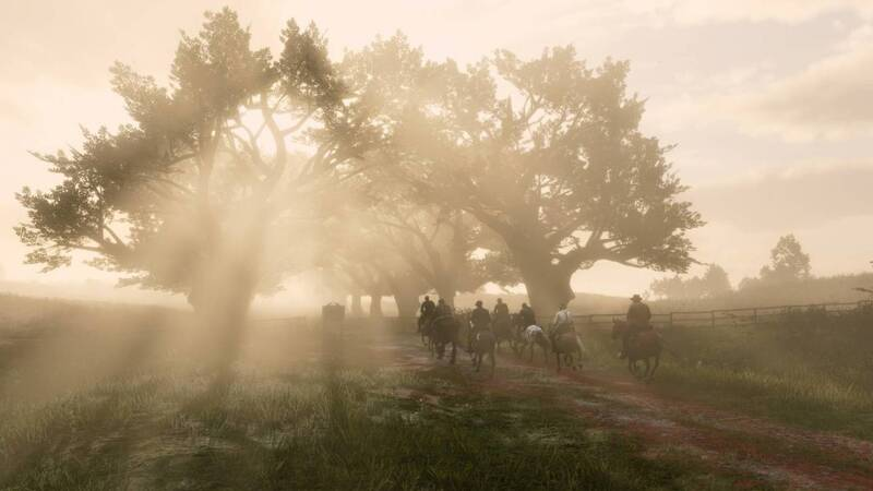 Red Dead Redemption 2, a fan discovers an incredible detail