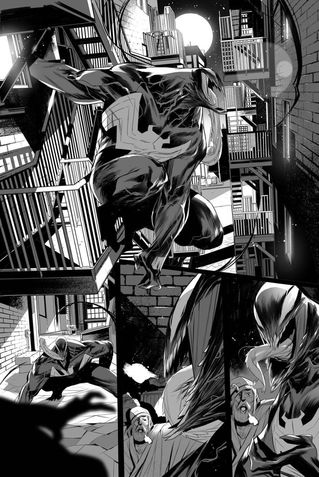 Simone Di Meo Venom