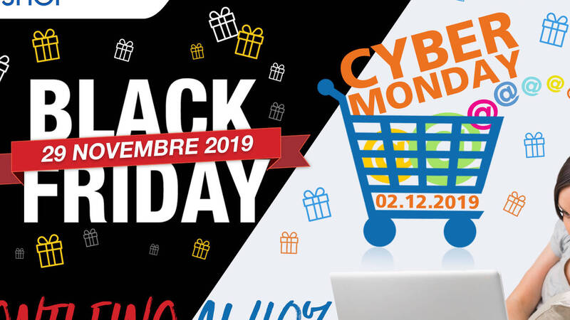 Le offerte di TECHly per Black Friday e Cyber Monday, fino al 40% di sconto