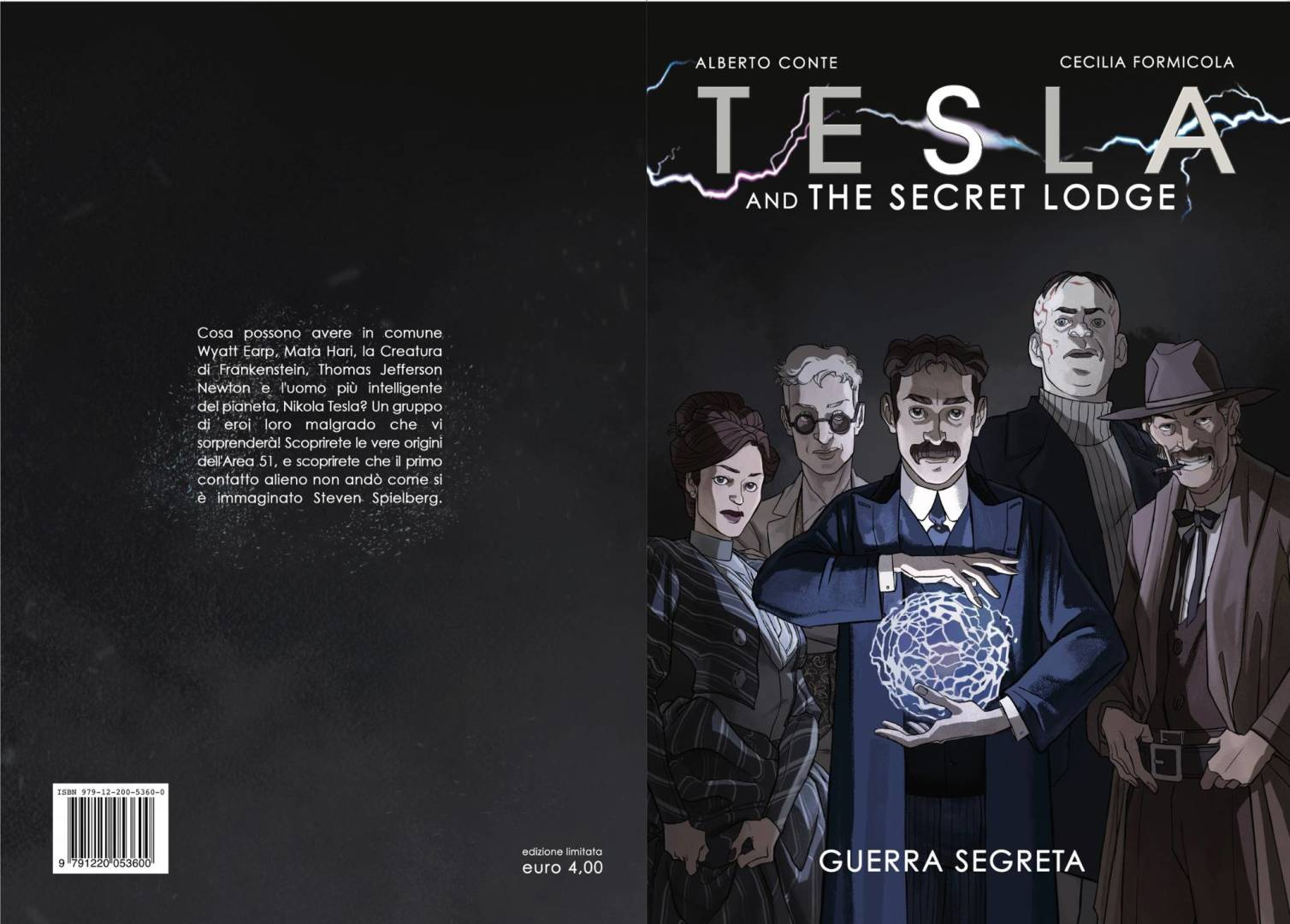 tesla and the secret lodge 2