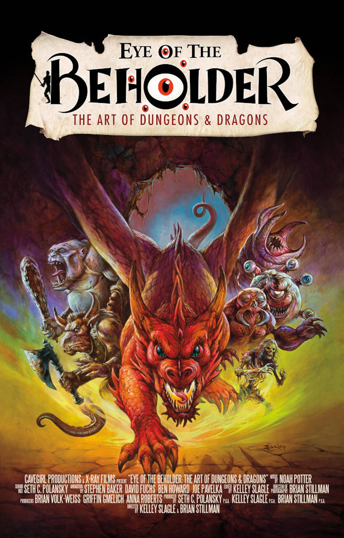 The Art of Dungeons & Dragons