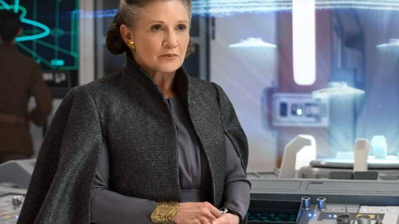 Star Wars: Carrie Fisher will receive the star on the Hollwyood Walk of Fame