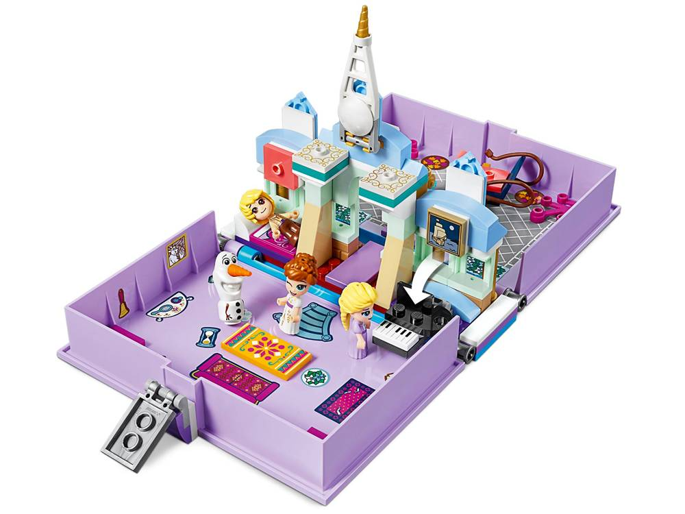 43175 - Anna and Elsa's Storybook Adventures