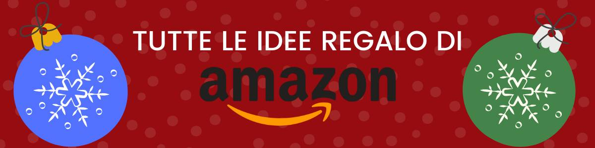 banner idee regalo Amazon