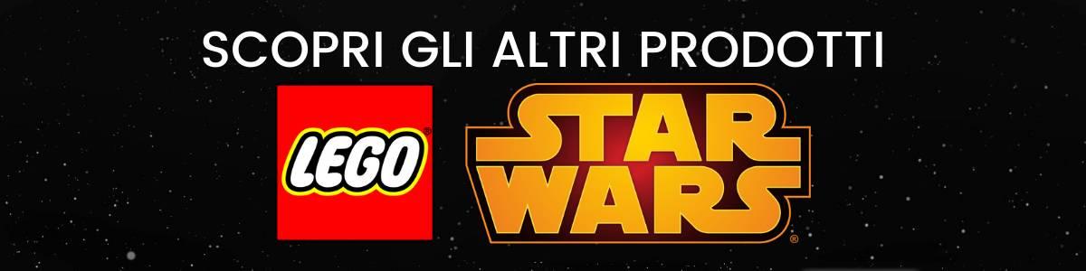 Banner Lego Star Wars