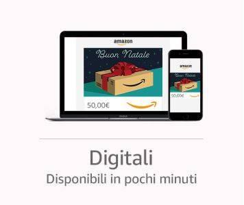 Buoni Natale Amazon Digitale