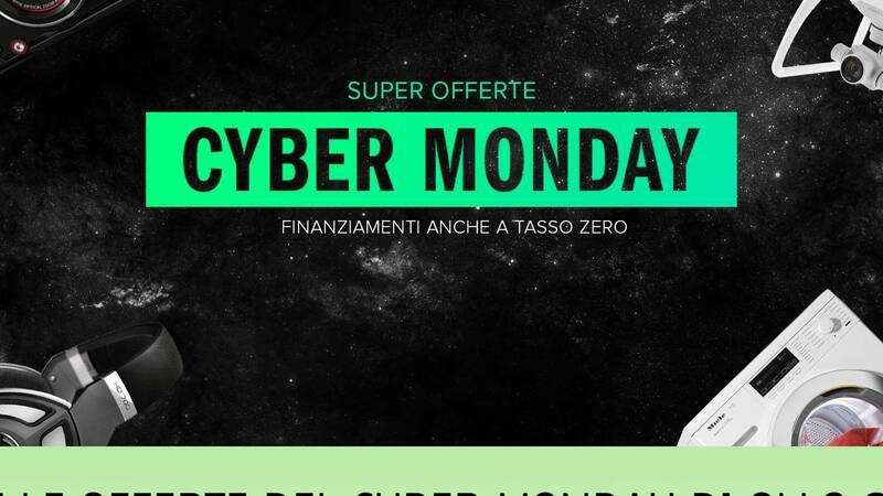 Cyber Monday Ollo Store, super offerte su Fujifilm, DJI e Sony