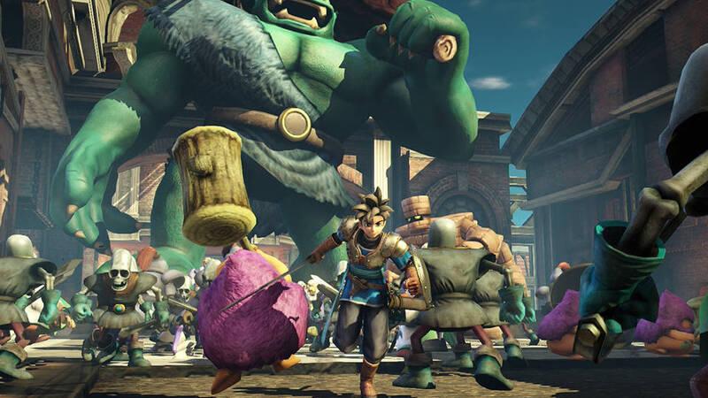 Dragon Quest Heroes: il director parla di un possibile terzo capitolo